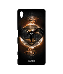 Batman Dawn of Justice Superman Rage Sublime Case for Sony Xperia Z5