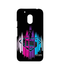 Batman Dawn of Justice Superman Symbol of Hope Sublime Case for Moto G4 Play