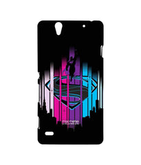 Batman Dawn of Justice Superman Symbol of Hope Sublime Case for Sony Xperia C4