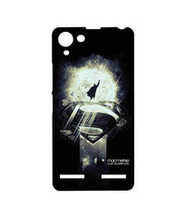 Batman Dawn of Justice Superman The Kryptonian Sublime Case for Lenovo Vibe K5