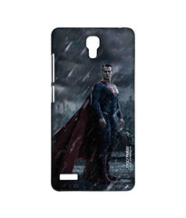 Batman Dawn of Justice Stand Tall Superman Sublime Case for Xiaomi Redmi Note Prime