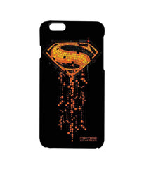 Batman Dawn of Justice Superman Mosaic Pro Case for iPhone 6S
