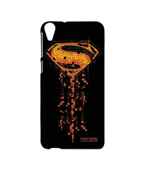 Batman Dawn of Justice Superman Mosaic Sublime Case for HTC Desire 820