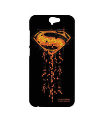 Batman Dawn of Justice Superman Mosaic Sublime Case for HTC One A9