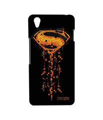 Batman Dawn of Justice Superman Mosaic Sublime Case for OnePlus X