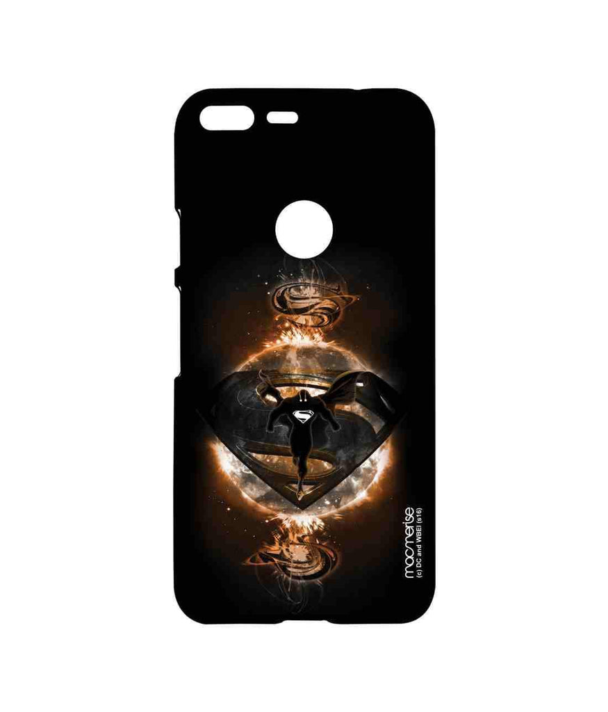 Batman Dawn of Justice Superman Rage Sublime Case for Google Pixel