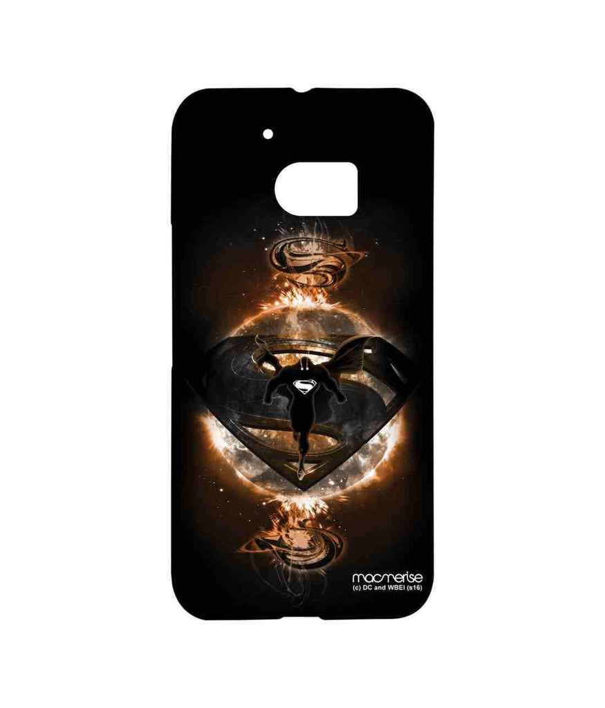 Batman Dawn of Justice Superman Rage Sublime Case for HTC 10