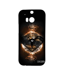 Batman Dawn of Justice Superman Rage Sublime Case for HTC One M8
