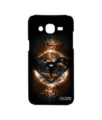 Batman Dawn of Justice Superman Rage Sublime Case for Samsung J5