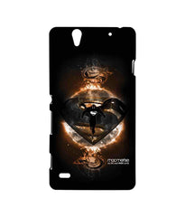 Batman Dawn of Justice Superman Rage Sublime Case for Sony Xperia C4