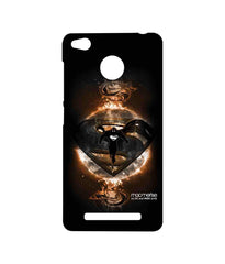 Batman Dawn of Justice Superman Rage Sublime Case for Xiaomi Redmi 3S Prime