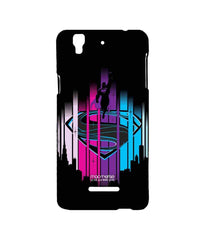Batman Dawn of Justice Superman Symbol of Hope Sublime Case for YU Yureka Plus
