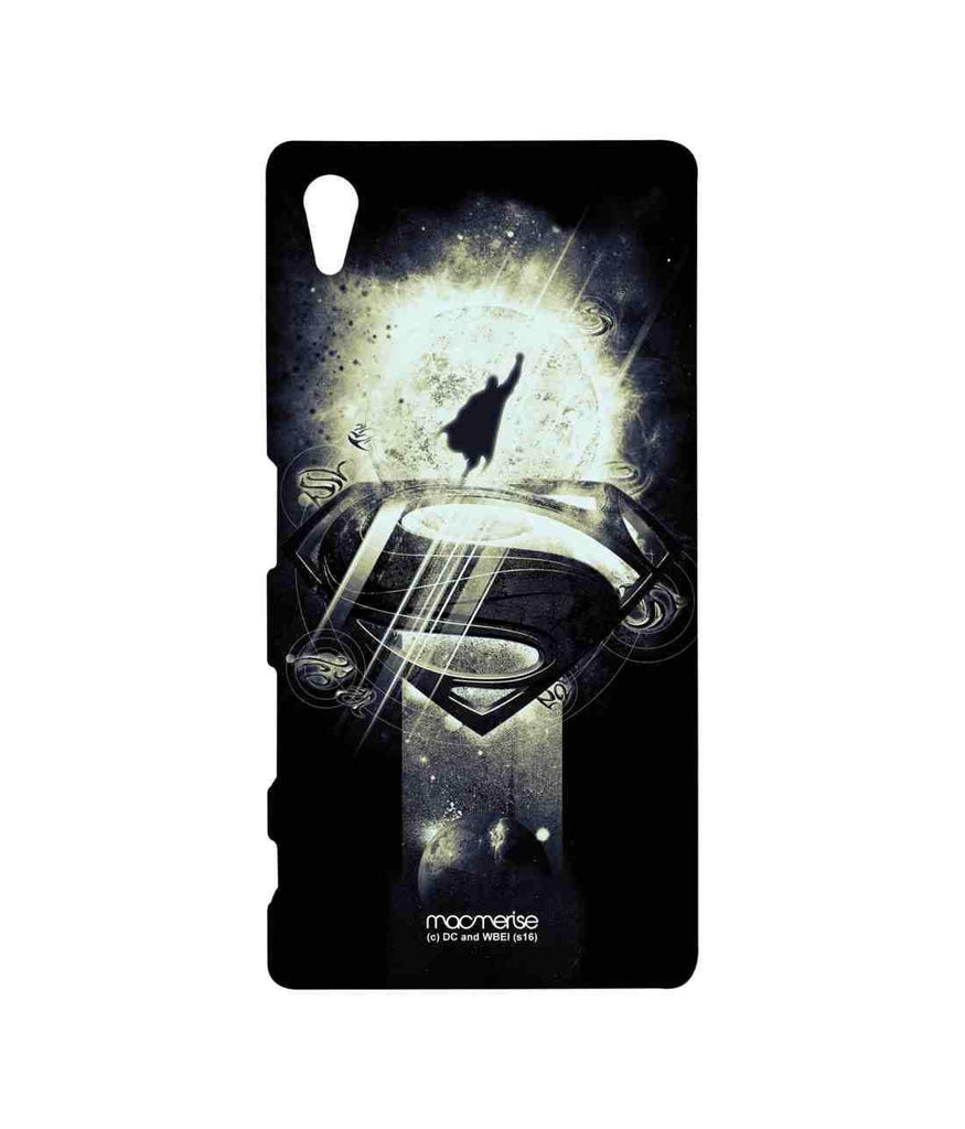 Batman Dawn of Justice Superman The Kryptonian Sublime Case for Sony Xperia Z5