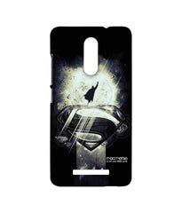 Batman Dawn of Justice Superman The Kryptonian Sublime Case for Xiaomi Redmi Note 3