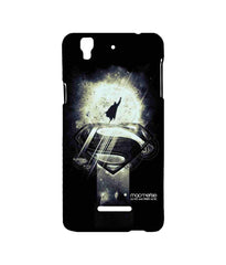 Batman Dawn of Justice Superman The Kryptonian Sublime Case for YU Yureka Plus