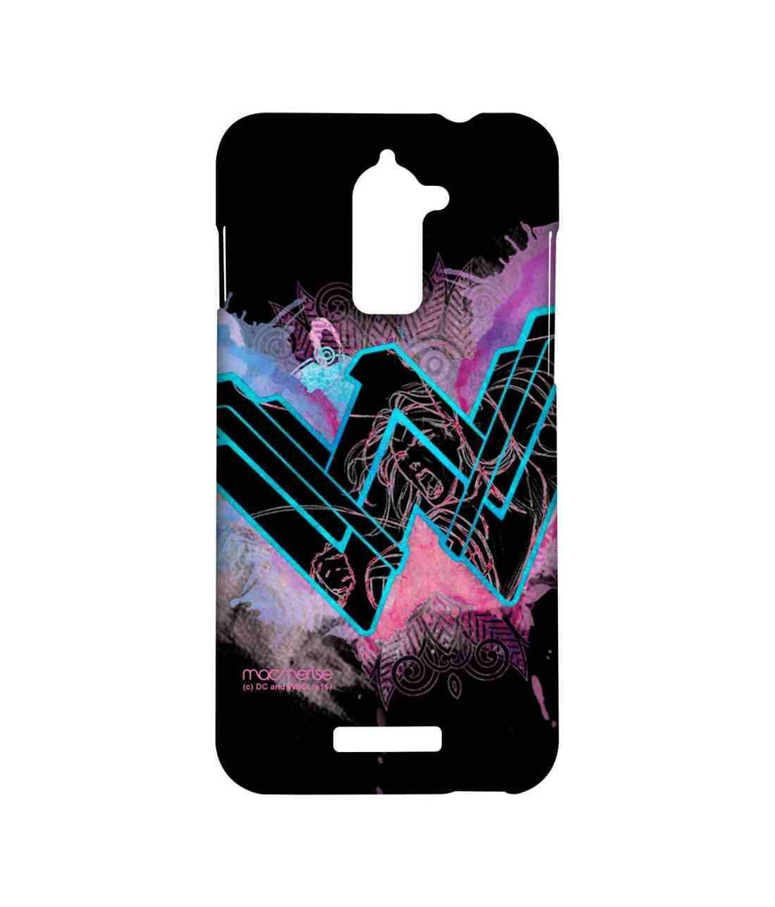 Batman Dawn of Justice Wonder Woman Splash Sublime Case for Coolpad Note 3 Lite