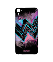 Batman Dawn of Justice Wonder Woman Splash Sublime Case for HTC Desire 826