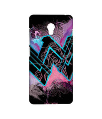Batman Dawn of Justice Wonder Woman Splash Sublime Case for Lenovo Vibe P1