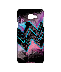 Batman Dawn of Justice Wonder Woman Splash Sublime Case for Samsung A5 (2016)
