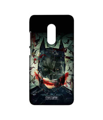 Batman The Dark Knight Batman and Joker Bat Joker Sublime Case for Xiaomi Redmi Note 4