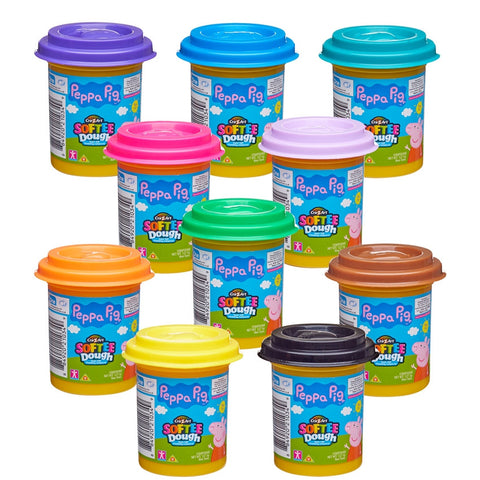 Play doh Peppa Pig Pot | Peppa Pig Playdough Set | Planet Superheroes