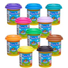 Peppa Pig Play Dough - Play Doh Peppa Pig Pot