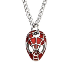 Spiderman Face Pendant
