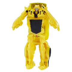 Transformers Bumblebee 5 in 1 Step Turbo Changers Action Figure - Multi Color