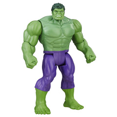 Hulk Avengers 6 Inch Action Figure - Multi Color
