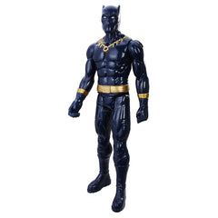 Black Panther Avengers Hero 12 Inch Action Figure - Multi Color