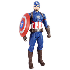 Captain America Avengers 12 Inch Electronic Action Figure - Multi Color