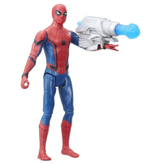 Spiderman Homecoming Web City Action Figure - Multi Color