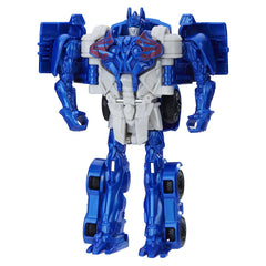 Transformers Optimus Prime 5 in 1 Step Turbo Changers Action Figure - Multi Color