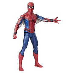Spiderman Eyes Move FX Electronic Action Figure - Multi Color