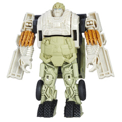 Transformers Autobot Hound 5 in 1 Step Turbo Changers Action Figure - Multi Color