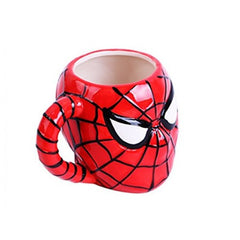 Spiderman 3D Multicolour Coffee Mug - 350 ml