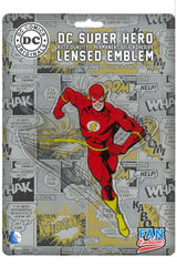 Flash Fan Emblems - Flash On The Move Vynl Decal