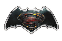 Batman V Superman - Dawn Of Justice Logo Vinyl Decal