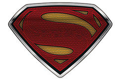 Superman Logo Dawn of Justice Fan Emblem - Red