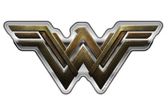 Wonder Woman Fan Emblems - Classic Logo Vynl Decal