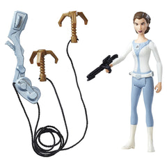 Star Wars Rebels Princess Leia Organa  Action Figure - Multi Color