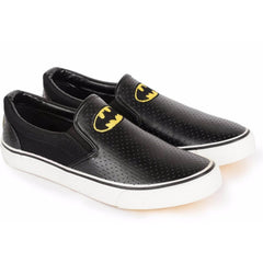 Batman Logo Unisex Sneaker Shoes - Black