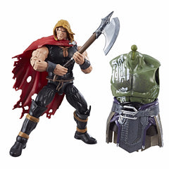 Thor Legends Series 6 Inch Nine Realms Warriors Odinson Action Figure - Multi Color