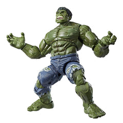 Legends Series 14.5 Inch Hulk Action Figure - Multi Color