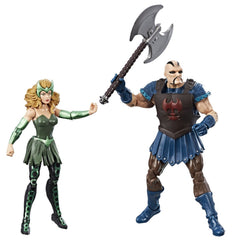 Marvel Legends 3.75 Inch Enchantress and Executioner 2 Pack Action Figure - Multi Color