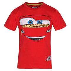 Cars Rust-eze Smiling Face Red T-Shirt for Boy