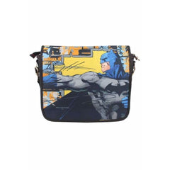 Batman The Batwall Sling Bag - Multicolor