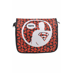 Superman The Truth Messenger Bag - Multicolor