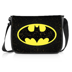 Batman Large Logo Sling Bag - Multicolor