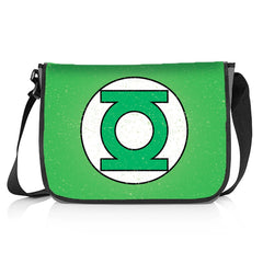 Green Lantern Large Logo Sling Bag - Multicolor
